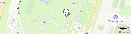 Relax на карте Миасса