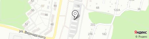 МКАД на карте Миасса