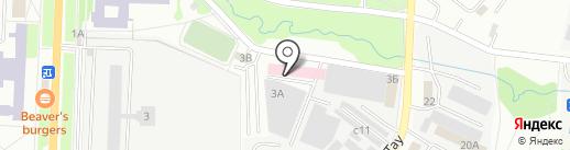 Сонда Технолоджи на карте Миасса