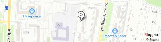 Терра на карте Миасса
