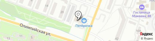 Афоня-мастер на карте Миасса