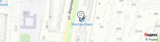 Noise Control Урал на карте Миасса