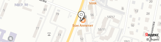 Банкомат, Банк ВТБ 24, ПАО на карте Миасса
