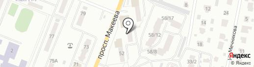 MamaHouse на карте Миасса
