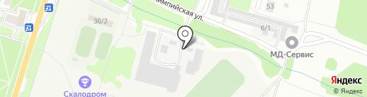 Русская стратегия на карте Миасса
