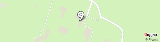 Аленушка на карте Миасса