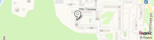 Beby shop на карте Среднеуральска