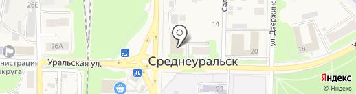 Fix price на карте Среднеуральска