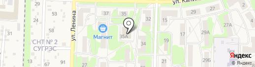 Акула-Service на карте Среднеуральска