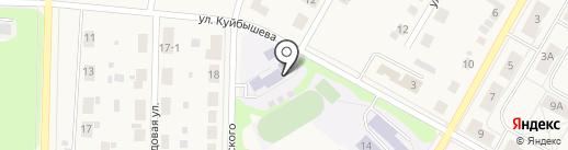 Детский сад №44 на карте Среднеуральска