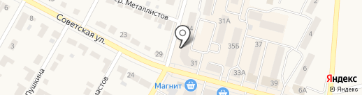 Объединение Форпост-УЭМ на карте Среднеуральска