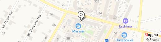 Магазин на карте Среднеуральска