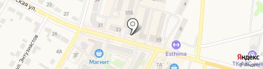 Пив & Ко на карте Среднеуральска