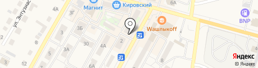 Ликург-БАЮ на карте Среднеуральска