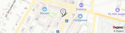 Ювелирный магазин на карте Среднеуральска