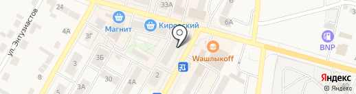 Любимый на карте Среднеуральска