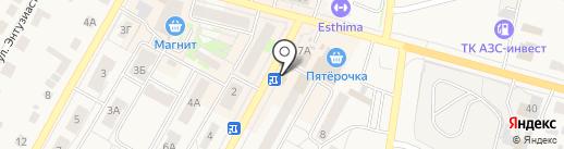 TELE2 на карте Среднеуральска