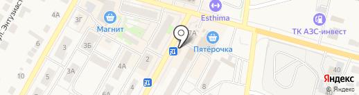 Связной на карте Среднеуральска