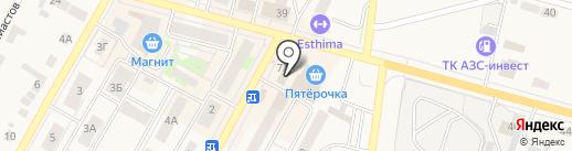 Bliss-Cosmetics на карте Среднеуральска