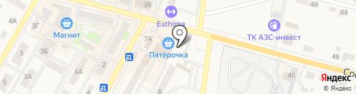 Мастерская по ремонту обуви и одежды на карте Среднеуральска