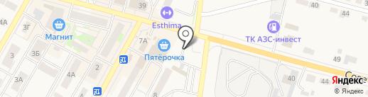 Здорово на карте Среднеуральска