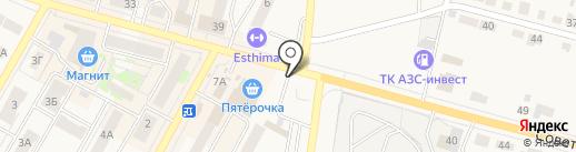 Домовенок на карте Среднеуральска