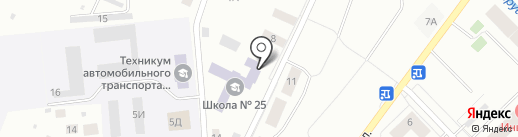 Истина на карте Екатеринбурга
