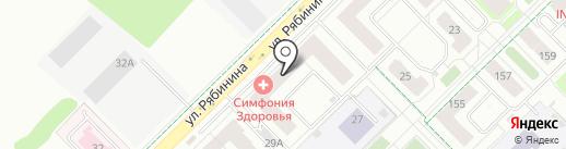 ПЛЮХбург на карте Екатеринбурга