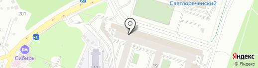 Beaute 19 на карте Екатеринбурга