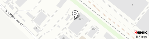 ИнтерПром на карте Екатеринбурга