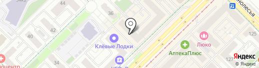 Архитектор красоты на карте Екатеринбурга