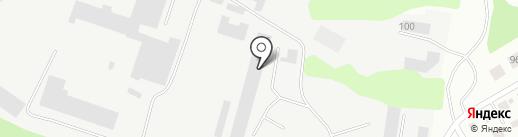 АКБ в ЕКБ на карте Екатеринбурга