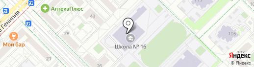 Меткомбанк, ПАО на карте Екатеринбурга