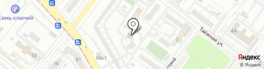 Электроуслуги-ЕКБ+ на карте Екатеринбурга