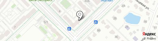 Майюшка Плюшка на карте Екатеринбурга
