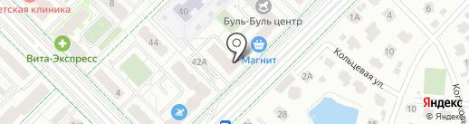 Кулинария на карте Екатеринбурга