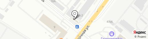 СДК-ОЙЛ на карте Екатеринбурга
