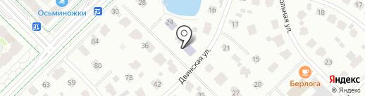 LeoLingo на карте Екатеринбурга