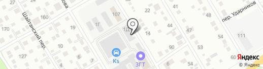 ДМ Текстиль Менеджмент на карте Екатеринбурга