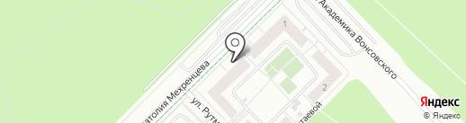 СРЕДСТВО66 на карте Екатеринбурга