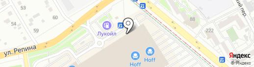Pandora на карте Екатеринбурга
