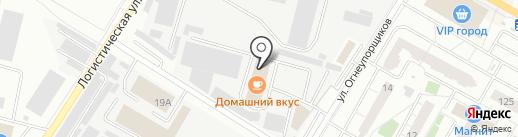Круиз-Авто на карте Верхней Пышмы