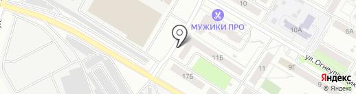 Почта Банк, ПАО на карте Верхней Пышмы