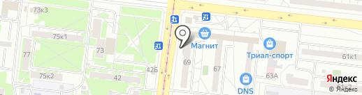 ВсеИнструменты.ру на карте Екатеринбурга