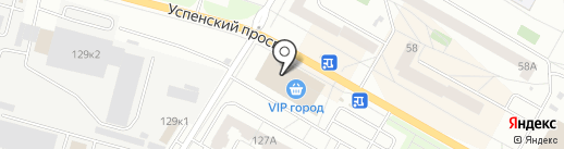 Fashion house на карте Верхней Пышмы