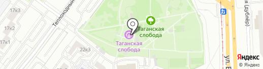ЖИВЫЕ СОБЫТИЯ на карте Екатеринбурга