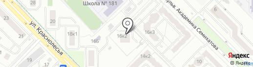 Gloss nail на карте Екатеринбурга
