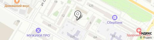IT-System АвтоMarket на карте Верхней Пышмы