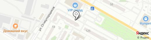 PartKit на карте Верхней Пышмы