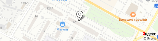 Уральская Правовая Компания на карте Верхней Пышмы